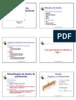Conferencia General de Diseño de Pavimentos Diapositivas