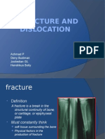 Fracture and Dislocation - Nata Edit