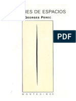 Perec Georges - Especies De Espacios.PDF