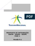 Proposta de Integração SISTN SIOPS SIOPE - Fase 1.doc