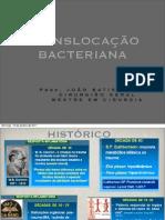 AULA Translocação Bacteriana