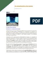 Sociología de la comunicación y las nuevas tecnologías