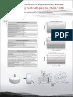 GL PMG 1800 Specification Sheet