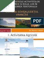 Geografia Economică a României - Soveja