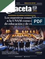 Gaceta UNAM 4694 18 de mayo de 2015