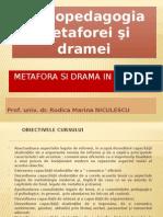 Metafora Si Drama in Educatie