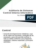 Clase02 Auditoria y Control