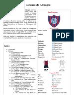 Club Atlético San Lorenzo de Almagro - Wikipedia, La Enciclopedia Libre