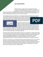 Digital Monitoring — JusticePoint