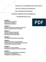 Programa a.ambiental