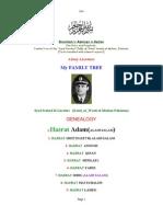 Irshad Gardezi Family Tree From ADEM