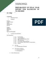 Lampiran g - Guidelines Report Fyp