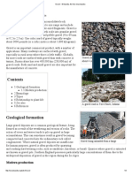 Gravel - Wikipedia, The Free Encyclopedia