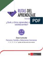 Rutas Aprendizaje Ppffrrhh 2015