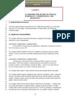 Code of Judicial Ethics Canon 3D(1) Administrative Responsibilities