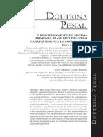 Revista Jurídica 426 - o Desvirtuamento Do Sistema