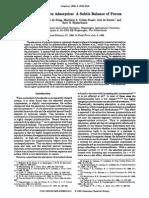 Polyelectrolyte Adsorption a Subtle Balance of Forces