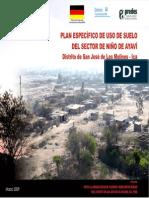 Diakonie Plan Usos de Suelo Niño de Ayavi Bmz