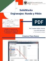 Solidworks 02E Solid Engranajes