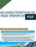 Rede Urbana Portuguesa