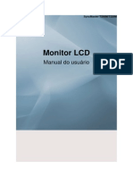 Manual Monitor Samsung T200M