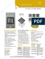 Rutherford 972I-EF-TD30-MO Data Sheet