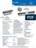 Rutherford 8371-DSSSCS-40 Data Sheet