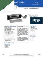 Rutherford 8380X32D Data Sheet