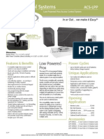 Rutherford LPP0162FB Data Sheet