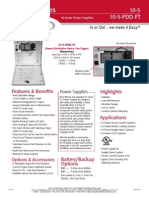 Rutherford PDM4 Data Sheet