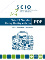 State IT Workforce Survey 2015