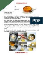 Spanish Recipe