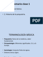 Clase 1 Psicopatología JPV2015