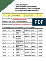 Prg Examene III AA AASO Mai Iunie 2015mod