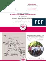 Invitation au Mont-Beuvray lundi 25 mai 2015