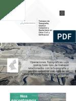 Operaciones Topográficas Loja   Topografia La Loja