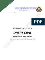 Curs Drept Civil  Facultatea George Baritiu Brasov