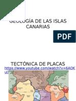 Geología de Las Islas Canarias