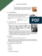 Analogia gastronomica