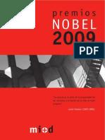 PREMIOS NOVEL DEL 2009