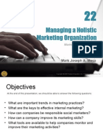 marketing management report v2