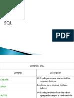 SQL - Base de Datos 1