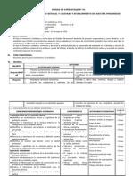 Unidades de Aprendizaje n 01 Fcc 4 de Secundaria