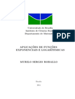 UNB-funçao Exp. e Logaritma