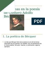 Los Temas en La Poesia de Gustavo Adolfo (1)