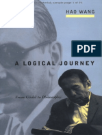 [Computer Science] a Logical Journey From Godel to Philosophy - Hao Wang