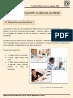 Evaluación clínica de la salud