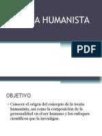 Teoría humanista (presentación)