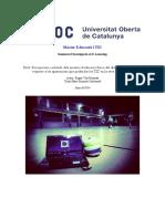Percepcions i actituds dels mestres d'Educació Física del districte de Sant Martí respecte a les aportacions que poden fer les TIC en la seva tasca diària