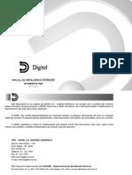 Digitel - manual de instalação e operação - dt32b e dt32top
